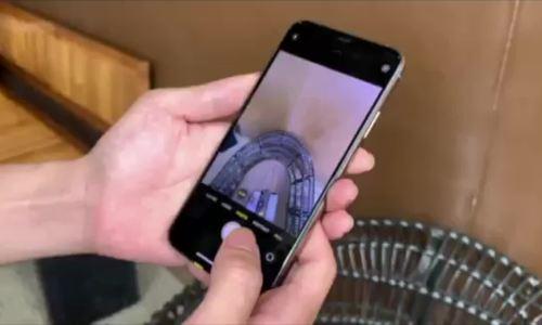 Cách chuyển chế độ camera trên iPhone 11
