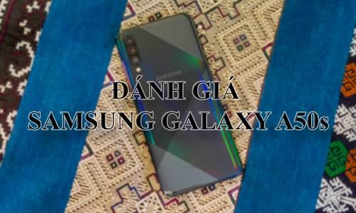 Đánh giá Samsung Galaxy A50s