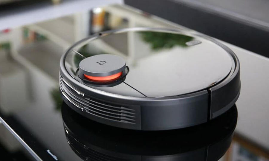 Robot hút bụi kiêm lau nhà rẻ nhất của Xiaomi