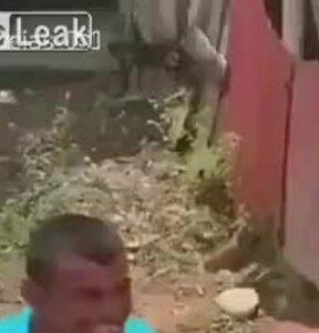Video bị đánh vì chen xếp hàng gây tranh cãi tuần qua - ảnh 6