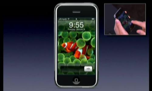 iPhone đầu tiên