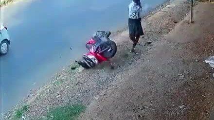 Thoát chết trong gang tấc