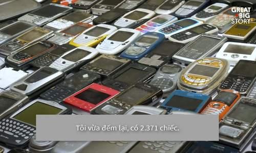 Vua sưu tầm điện thoại Nokia - ảnh 1