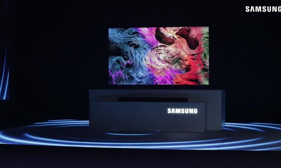 Samsung ra mắt loạt TV 2021