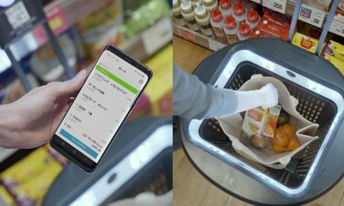 Startup tạo cửa hàng không thu ngân tại Nhật Bản