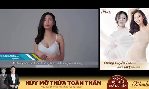 Hoa hậu Thu Hoài bật mí cách giảm cân toàn thân sau một liệu trình - ảnh 4