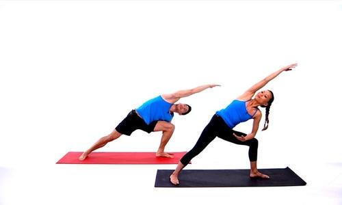 Bài yoga giãn xương khớp - ảnh 1