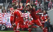 Bayern 4-0 Freiburg: Chiến thắng dễ dàng
