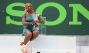 Serena Williams đăng quang Miami Master