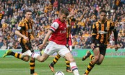 Hull City 0-3 Arsenal