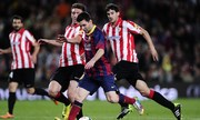 Barcelona 2-1 Athletic Bilbao