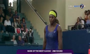 Serena Williams 2-0 Karolina Pliskova