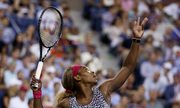 Serena Williams 2-0 Flavia Pennetta