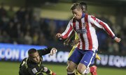 Villarreal 0-1 Atletico Madrid