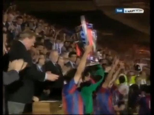 Chung kết Champions League 1992: Barcelona 1-0 Sampdoria