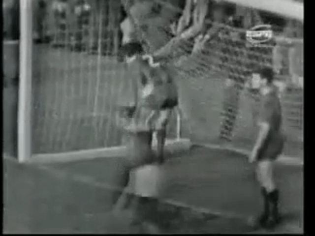 Chung kết European 1961: Benfica 3-2 Barcelona