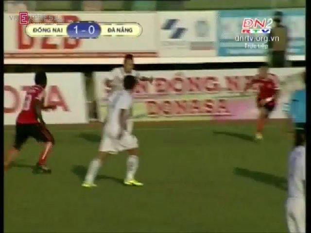 Video: Đồng Nai vs SHB Đà Nẵng