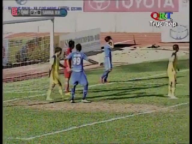 Video: QNK Quảng Nam vs Sanna Khánh Hòa BVN