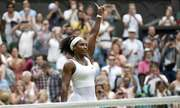 Serena Williams 2-0 Timea Babos