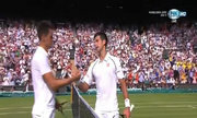 Novak Djokovic 3-0 Bernard Tomic