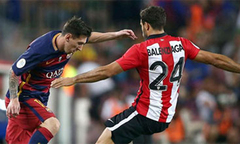Barca 1-1 Athletic Bilbao