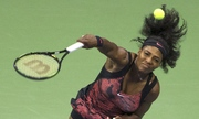 Serena Williams 2-1 Bethanie Mattek-Sands
