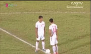 U19 Myanmar 0-1 U19 Việt Nam