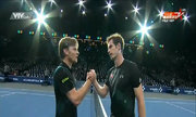 David Goffin 0-2 Andy Murray