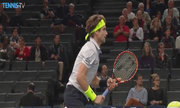 Top 5 cú đánh ở Paris Masters 2015
