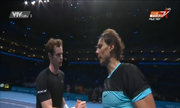 Andy Murray 0-2 Rafael Nadal