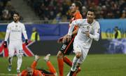 Shakhtar Donetsk 3-4 Real Madrid