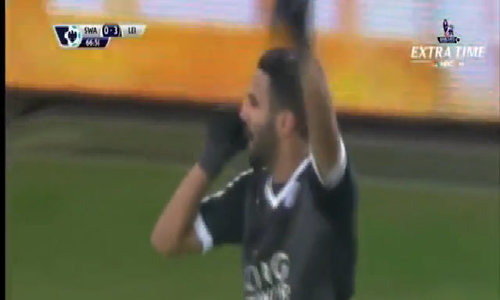Swansea City 0-3 Leicester City