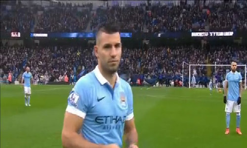 Manchester City 1-3 Leicester