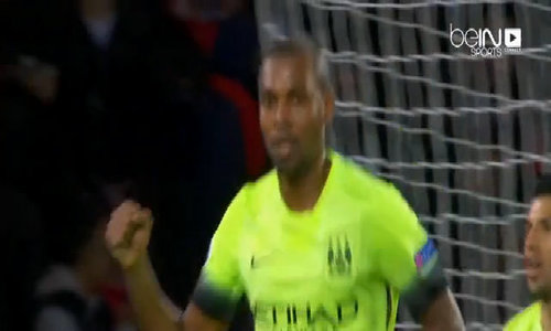 Paris Saint Germain 2-2 Manchester City