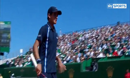 Pierre-Hugues Herbert 1-2 Andy Murray