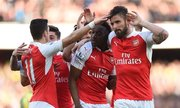 Arsenal 1-0 Norwich City