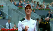 Rafael Nadal 0-2 Andy Murray
