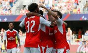 MLS All-Stars 1-2 Arsenal