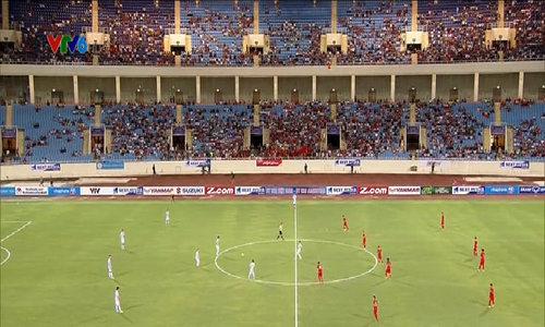 U22 Việt Nam 0-5 U20 Argentina - Video embed - VnExpress