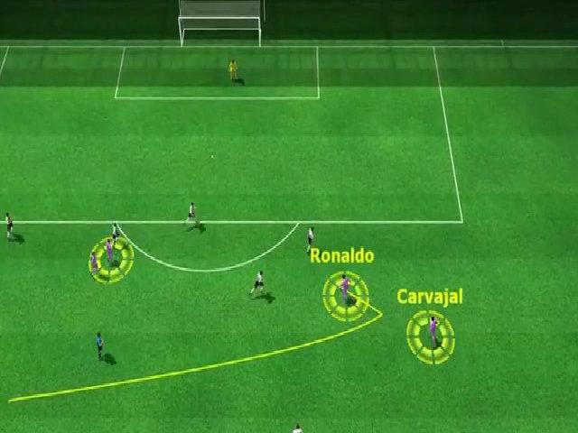 Diễn biến chính trận Real 4-1 Juve