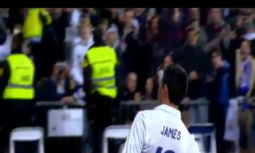 James Rodriguez tại Real