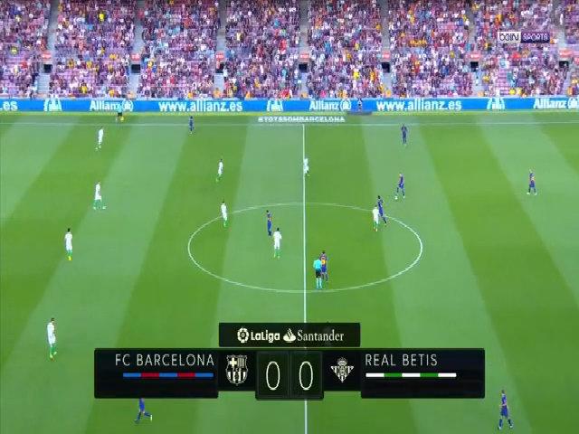 Barca 2-0 Real Betis