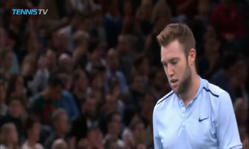 Filip Krajinovic 1-2 Jack Sock