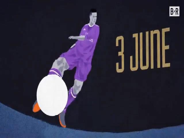Những khoảnh khắc giúp Ronaldo đoạt Quả Bóng Vàng