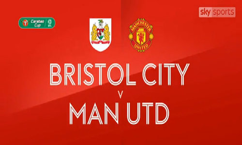 Bristol City 2-1 Man Utd