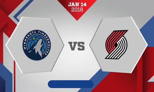 Portland Trail Blazers - Minnesota Timberwolves
