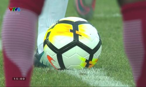 Trực tiếp bán kết U23 Châu Á 2018: Việt Nam - Qatar
