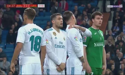 Real Madrid 1-2 Leganes