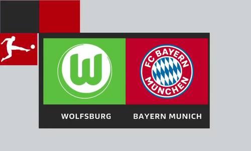 Wolfsburg 1-2 Bayern Munich