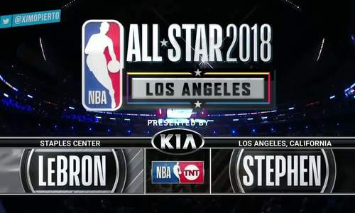 NBA All-Star 2018: Đội LeBron James - Đội Stephen Curry
